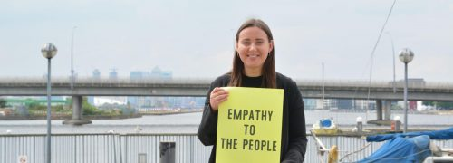 Campaigning for empathy: meet RAW Labs' artist Enni-Kukka Tuomala