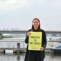 Campaigning for empathy: meet RAW Labs' artist Enni-Kukka Tuomala