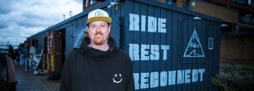 Jon Byrne of Wakeup Docklands