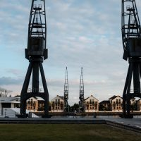 Five secrets from Royal Docks history
