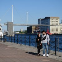 Four walks to discover the Royal Docks