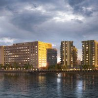 Funding package for Silvertown Quays announced by Homes England