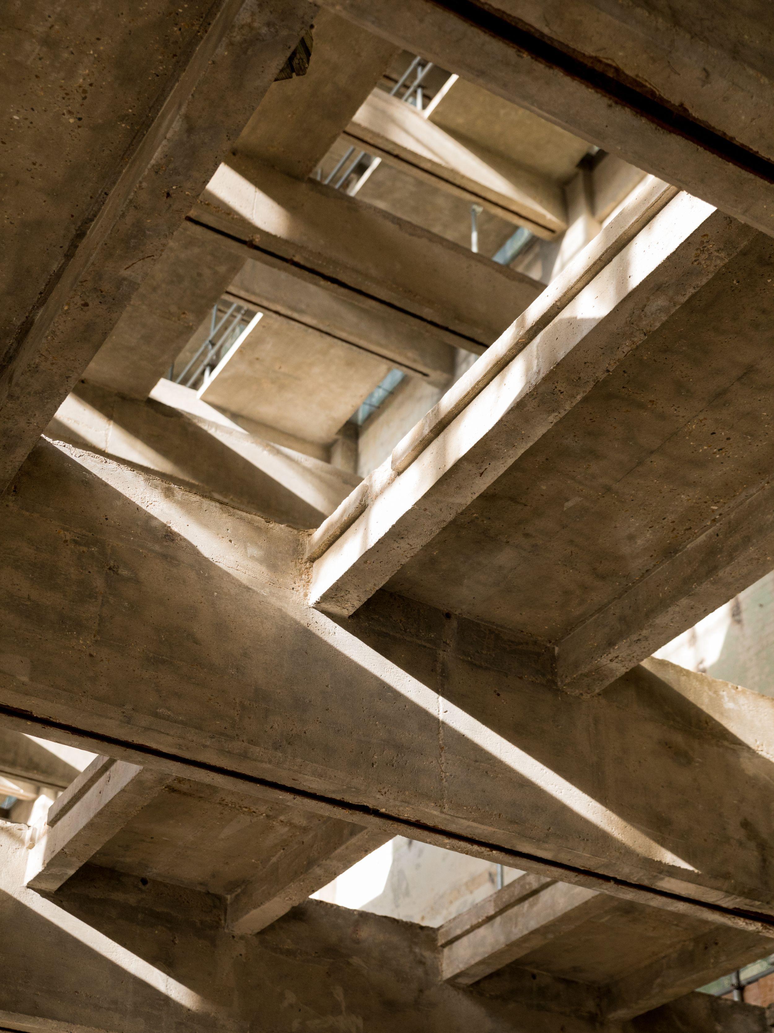 Inside Millennium Mills