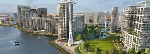 Keystone and GLA property secures green light for new Thameside Neighbourhood at Royal Docks