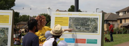 Have you had your say about the Royal Docks' future?