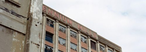 Restoring an East London icon: Millennium Mills in photos