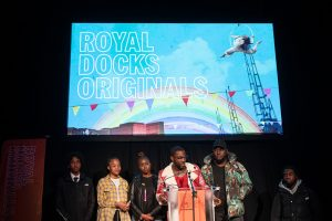 Bold Royal Docks' vision blends community and culture for the Capital's new Cultural Engine