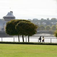 Thames Barrier Park in the Royal Docks wins a Green Flag Award, for a third successive year