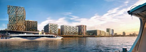 Thames Clipper service to Royal Wharf now open