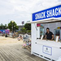 Trader opportunity: be the Snack Shack at this year's urban seaside