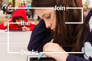 'Boat Race' Digital Self-Portrait Workshop at Play Builds Communities Day