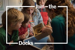 Our Docks: Local history family fun