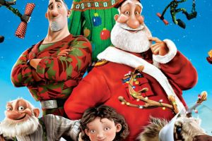 Poster for the film Arthur Christmas