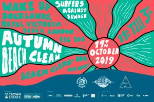 Surfers Against Sewage - Autumn Beach Clean