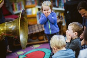 Jazz for Toddlers at EFG London Jazz Festival