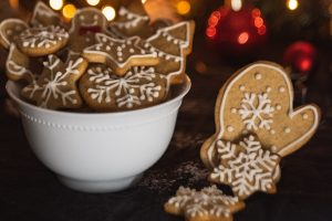 Jolly Gingerbreads