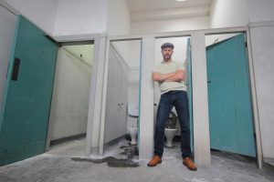 Silvertown: a new play By Jonny Wooster