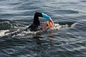 London Royal Docks OWS New Years Day Swim