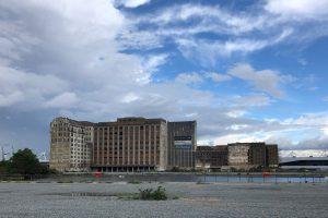 Royal Docks Originals - Millennium Mills Tours