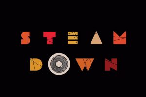 Steam Down logo