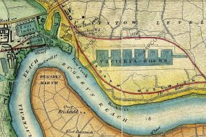Royal Docks History Club: A History of Maps & Boundaries
