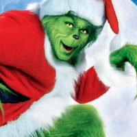 Poster for the film How the Grinch Stole Christmas (2000)