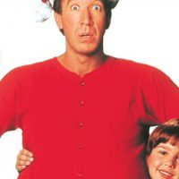 Poster for the film The Santa Clause