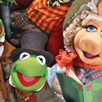 Poster for the film The Muppet Christmas Carol