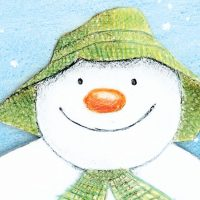 Poster for the film 'The Snowman'