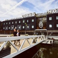 The Good Hotel at the Royal Docks