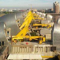 Thames Barrier Annual Closure