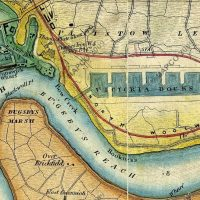 Royal Docks History Club: A History of Maps & Boundaries