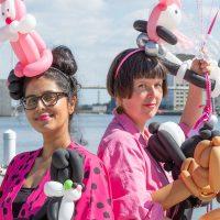 Yara + Davina's Pet Balloon Service