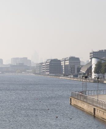 Why the Royal Docks?