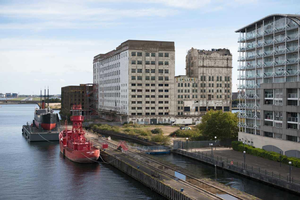 Our unique industrial London landscape